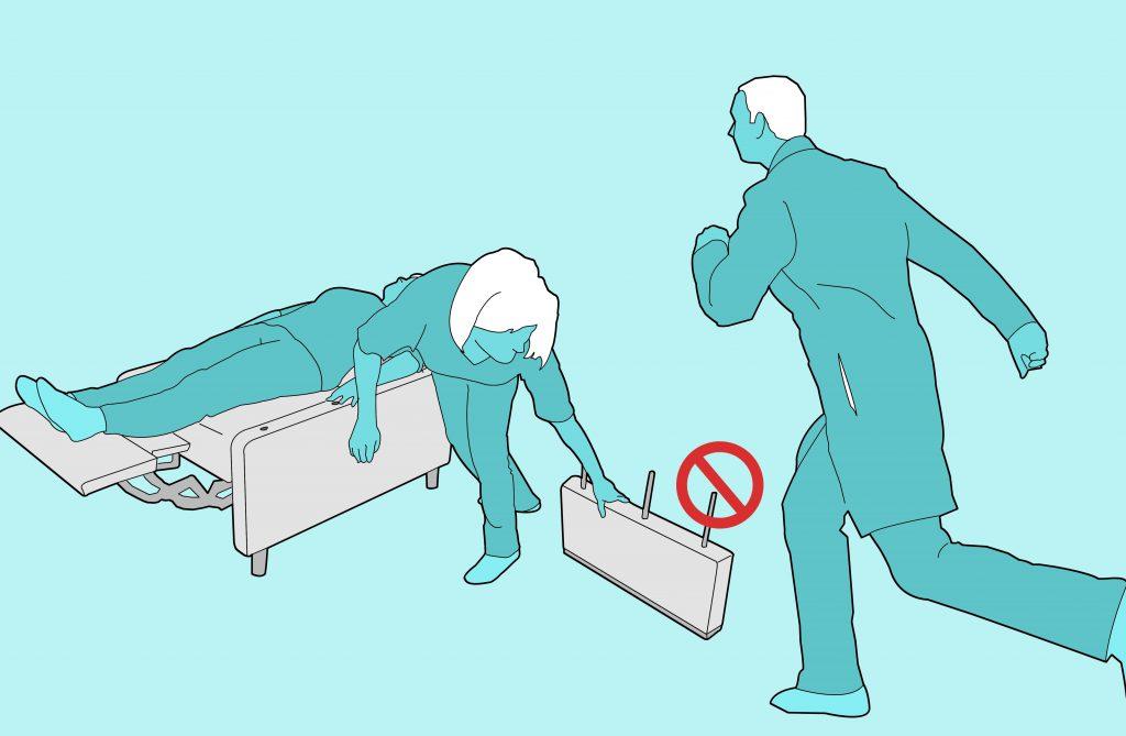 remove hazard