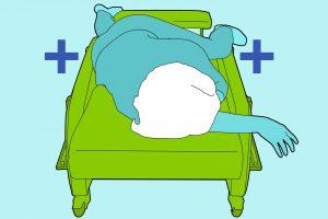 sleep width
